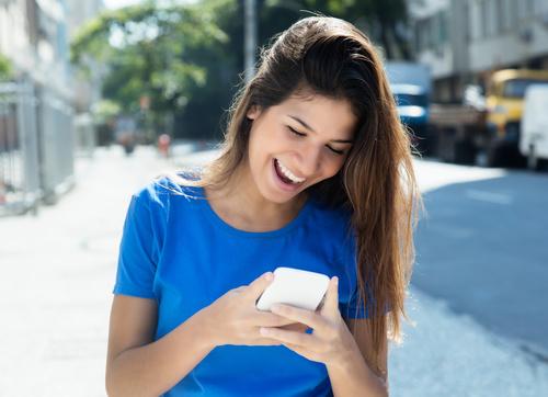 Diffusion par SMS